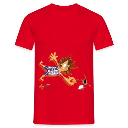 Electric Shock - Männer T-Shirt