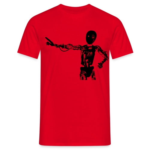 MEN MACHINE - Maglietta da uomo