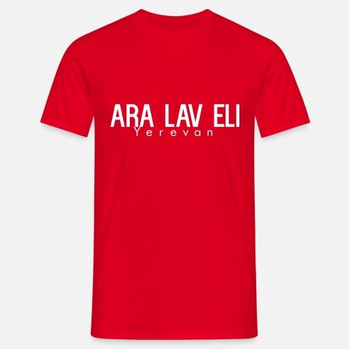 ARA LAV ELI - Mannen T-shirt