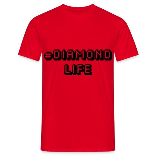 diamond life - Men's T-Shirt