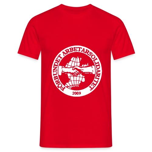 Logo1F 20x20 - T-shirt herr