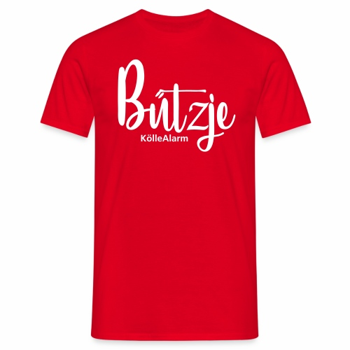Bützje   KölleAlarm - Männer T-Shirt