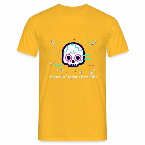 CryptoLoco - Shitcoin Trader - T-shirt Homme