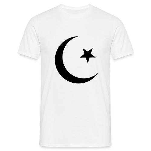 islam-logo - Men's T-Shirt