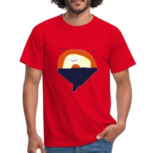 Alicia's Sunset - Camiseta hombre