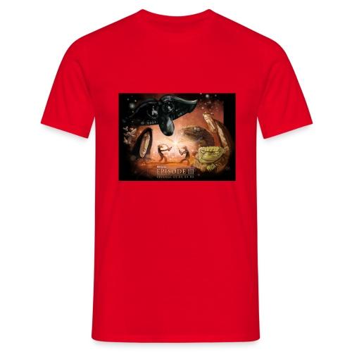 starwilq - Koszulka męska