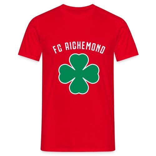 fcrichemond-logo-trefle-2 - T-shirt Homme