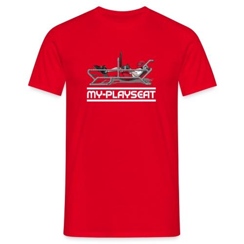my playseat - Camiseta hombre