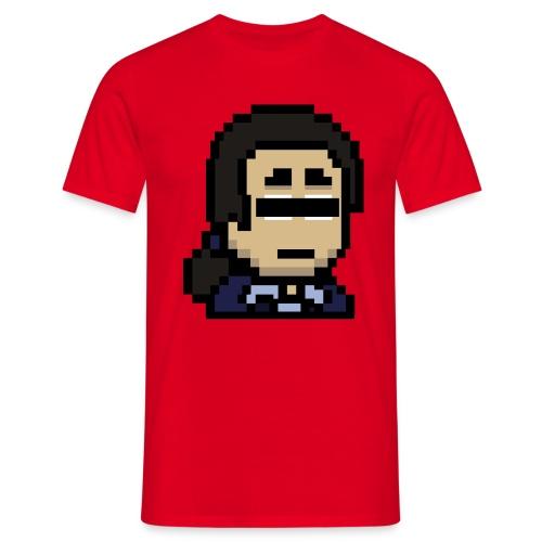 Masud censored - Männer T-Shirt