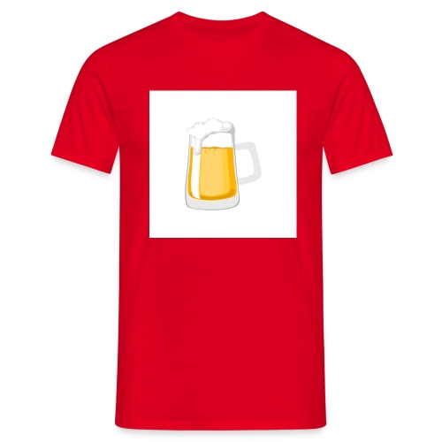 1 drink - Men's T-Shirt