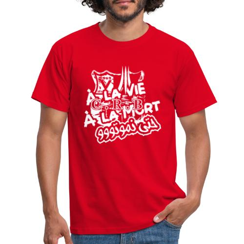 CRB - T-shirt Homme