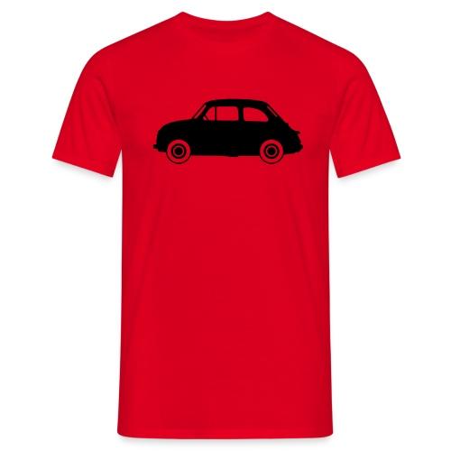 fiat_500 - T-shirt Homme