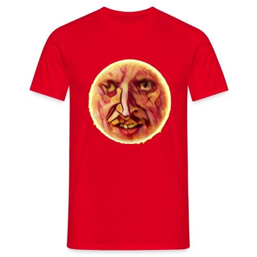 Ginger Sun - Men's T-Shirt