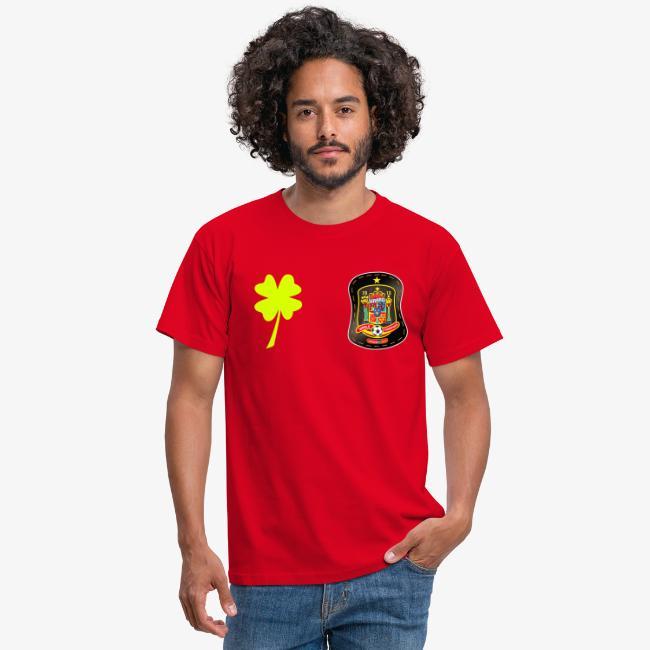 Trébol de la suerte / Escudo de España