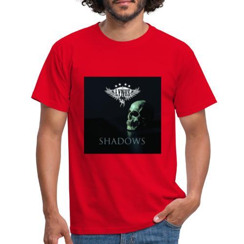 Lynus Shadows EP Art Promo Design - Men's T-Shirt