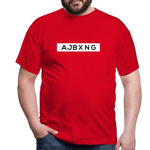 AJ BOXING - Männer T-Shirt