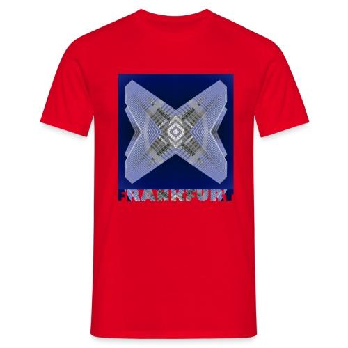 Frankfurt #4 - Männer T-Shirt