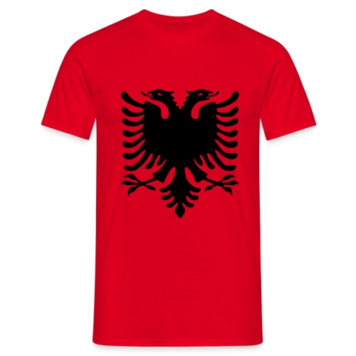 skender kika Adler - Männer T-Shirt