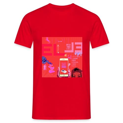 el art vibes - Männer T-Shirt