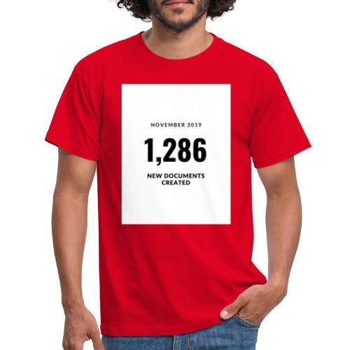 Blue Production Studio Logo - T-shirt Homme