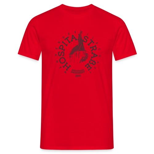 Männer(einfarbig) - helle Textilien - Männer T-Shirt