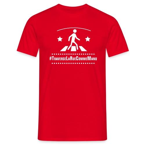 Traverser la rue comme EM - T-shirt Homme