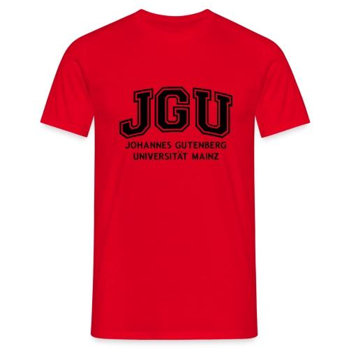 jgu - Männer T-Shirt