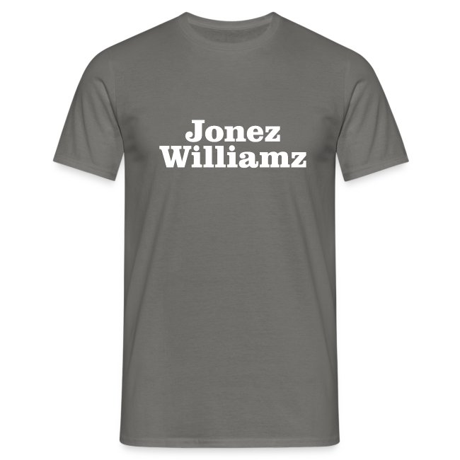 jonez williamz white