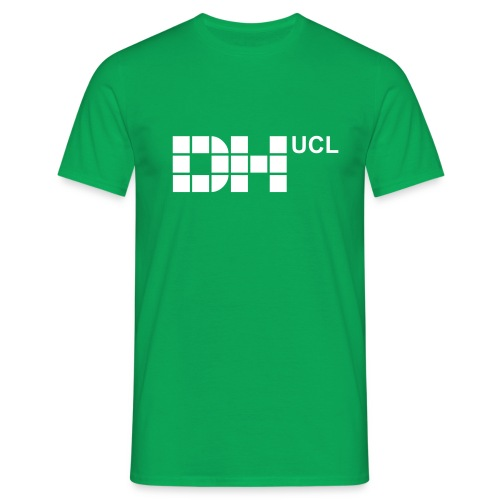 DH UCL uncaptioned - Men's T-Shirt