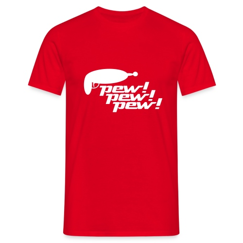 pewpewpew 1 svg - Men's T-Shirt