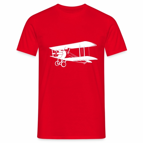 airplane2 png - T-shirt Homme
