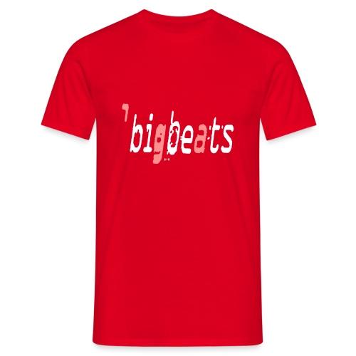 bigbeats - Männer T-Shirt
