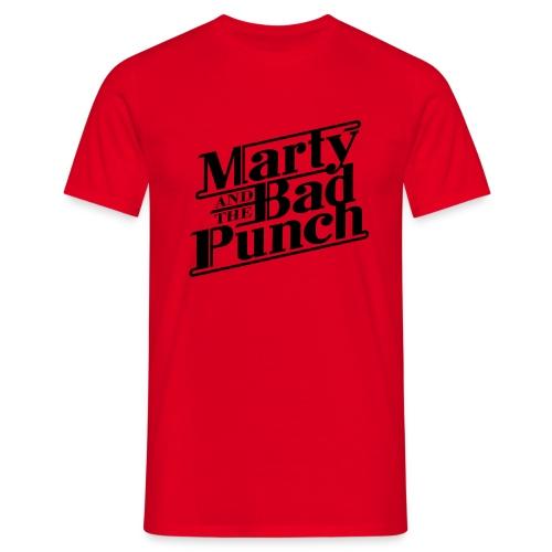 black png - Men's T-Shirt