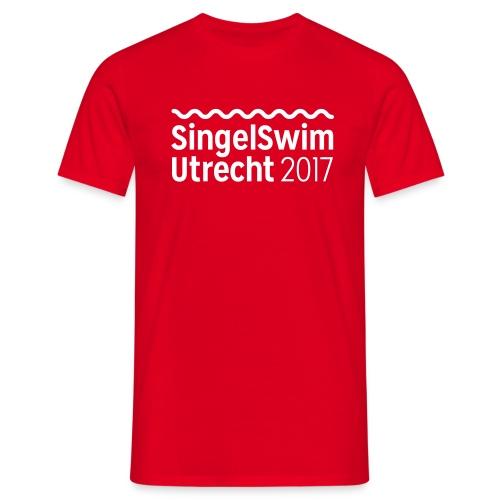 SSU2017witFC - Mannen T-shirt