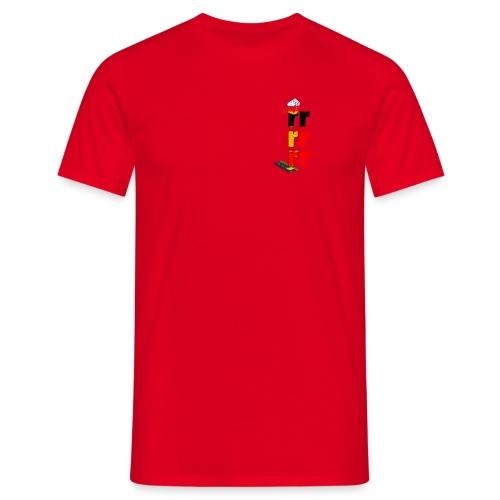Radical Official - Herre-T-shirt