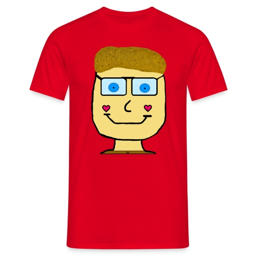 Steffe s Wonderworld Logo - Männer T-Shirt