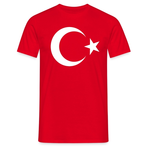 Türkei [Schlicht] - Männer T-Shirt