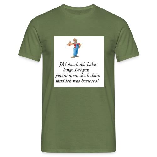 lustigpeter1 - Männer T-Shirt