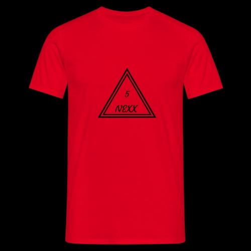 5nexx triangle - Mannen T-shirt