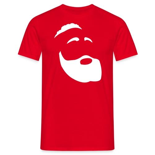 Il Barba, the Beard black - Maglietta da uomo