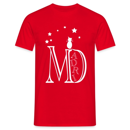 MadriG - Camiseta hombre