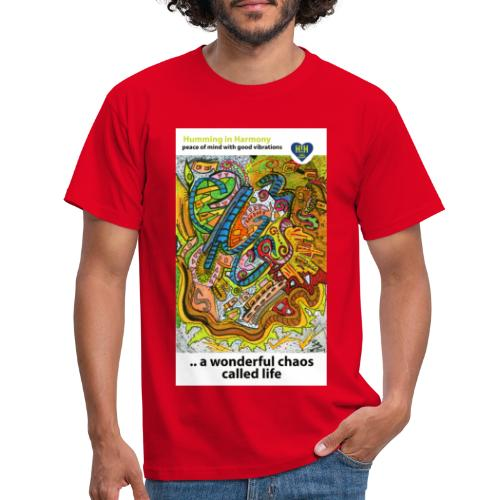 Wonderful chaos - Camiseta hombre