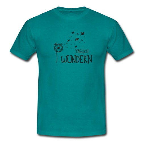 taeglichwundern - Männer T-Shirt