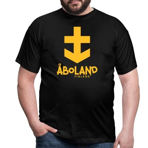 Ankare: Åboland - Miesten t-paita