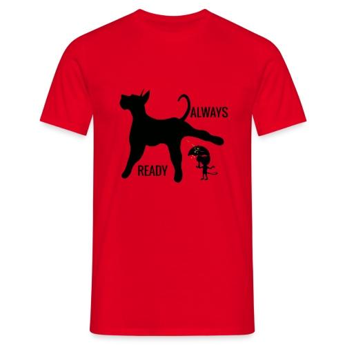ALWAYS READY - Camiseta hombre