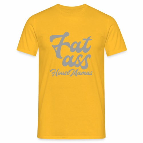 fatassgrey - Miesten t-paita