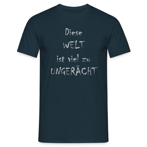 WORTKunstwort 21.3 - Männer T-Shirt