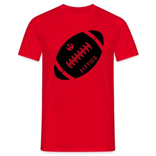 Fittics American Football - Men's T-Shirt