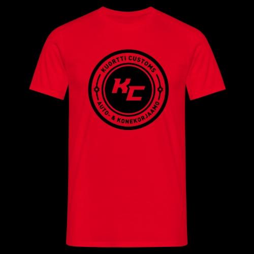kc_tunnus_2vari - Miesten t-paita