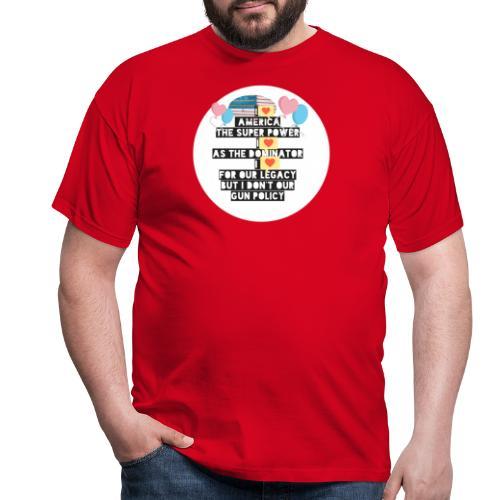 Fri 28 02 2020 11 01 48 - Men's T-Shirt
